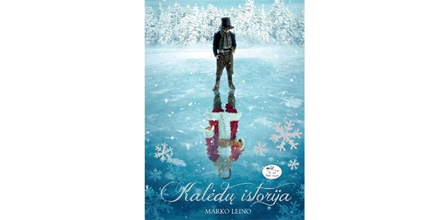 """Leidykla """"Nieko rimto"""" ir Almos Adamkienės labdaros ir paramos fondas pristato dar negirdėtą istoriją apie Kalėdų Senelį."""