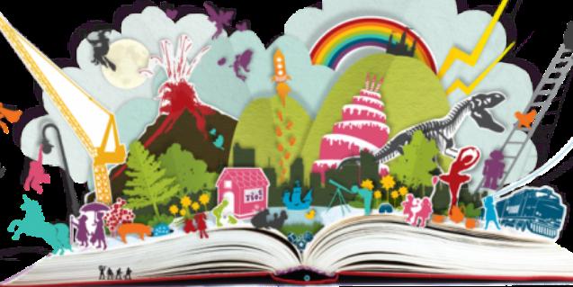 Balandžio 2-oji tarptautinė vaikų knygos diena