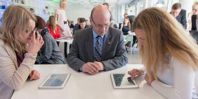 Skelbiamos 28 mokyklos, kuriose prasidės skaitmeniniai pokyčiai