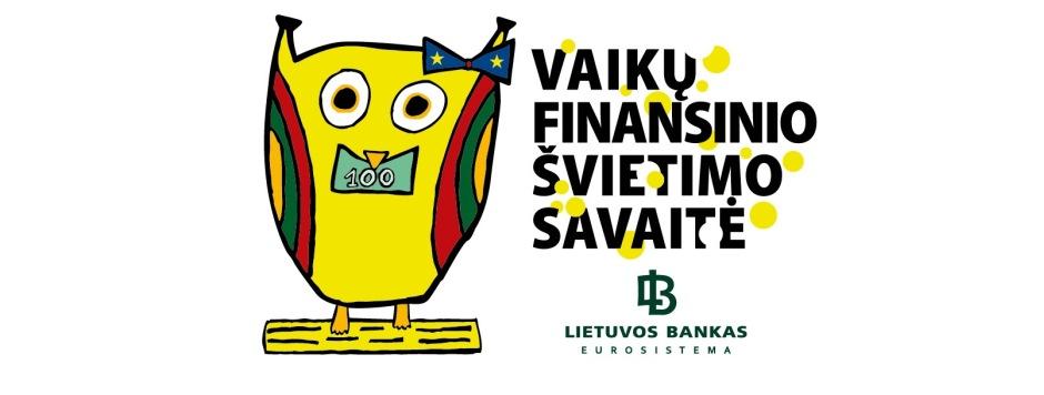 Vaikų finansinio švietimo savaitė